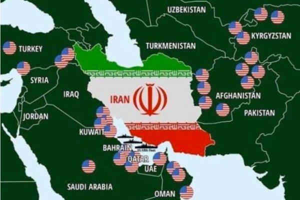 Cartina Russia Cina.Iran E Iraq Nuovo Fronte Contro Il Comune Nemico Statunitense