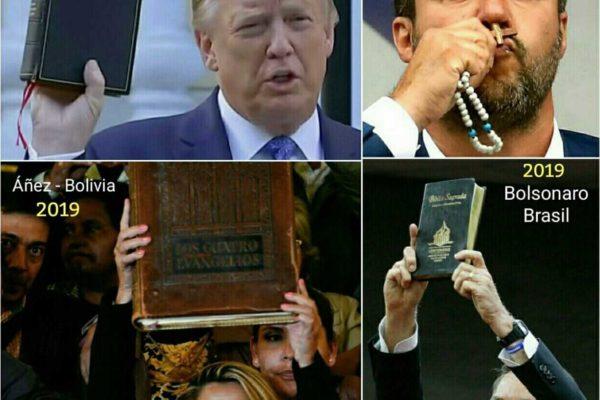 Non basta una Bibbia o un rosario...