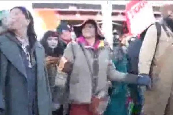 I Sioux e i Cheyenne sconfiggono Trump a Standing Rock