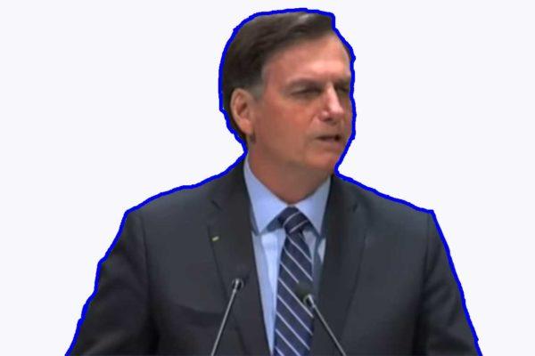 Il mondo fermi Bolsonaro