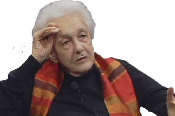 Dens dŏlens 473 - Muore Rossana Rossanda ma non le fake...