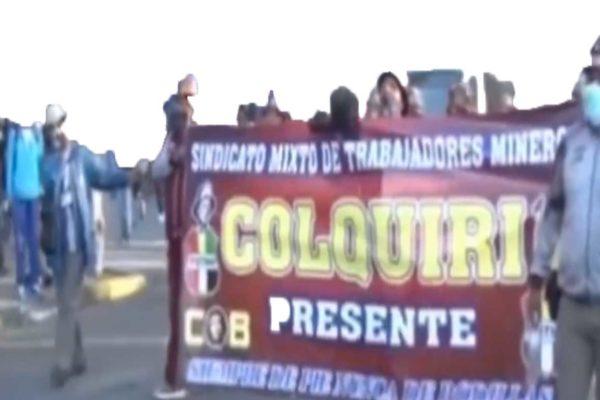 Dolore e rabbia per l'assassinio del leader dei minatori boliviani da parte della destra golpista