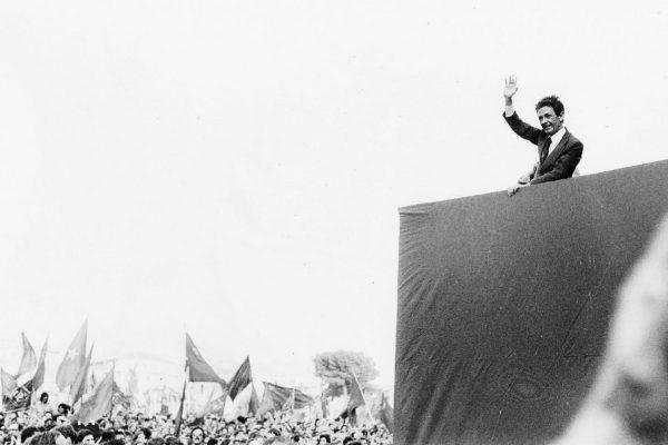 Centenario del P.C.I. 21 Gennaio 1921 - 2021: Il secondo Berlinguer