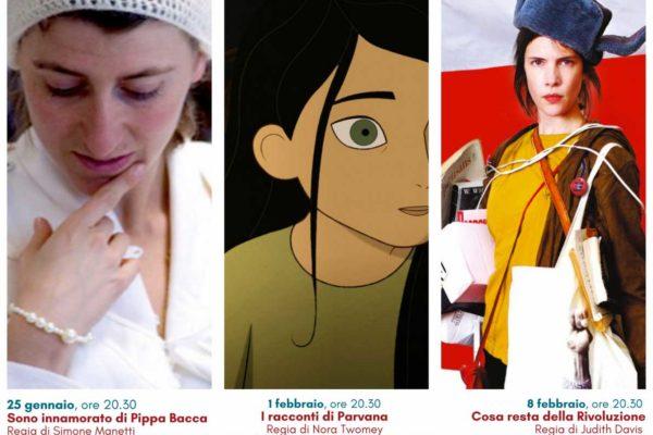 Tre film contro la violenza, per i diritti delle donne