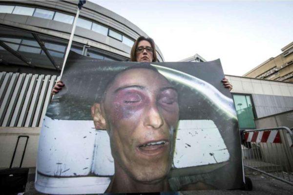 Giustizia per Cucchi: condannati in appello a 13 anni due carabinieri responsabili della morte