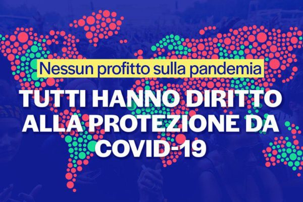 WTO, VACCINI,  STOP  BREVETTI: USA IN CORSA, L'EUROPA ANCORA IN PANCHINA?