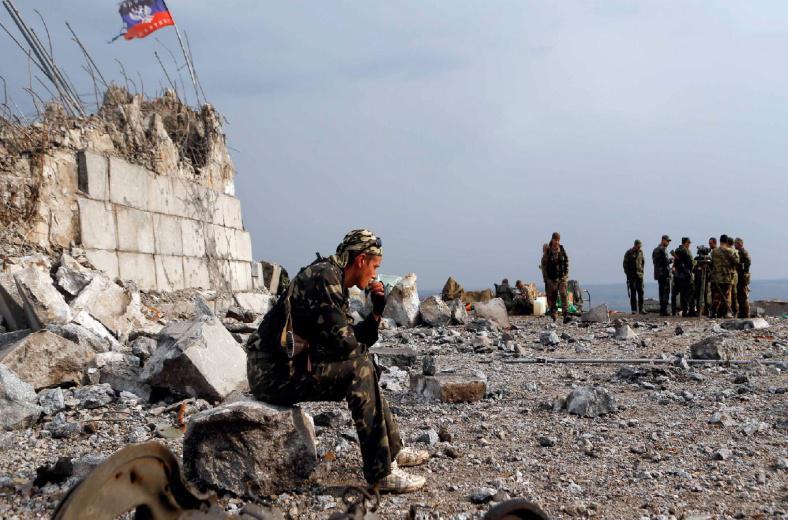 Donbass. Un altro anno di guerra è passato, l'unico reale bilancio nelle Repubbliche Popolari, sono le vittime subite e una vita impoverita dalla guerra - IskraeIskrae
