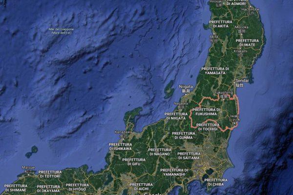 Fukushima, l'acqua contaminata della centrale nucleare danneggiata sarà scaricata in mare